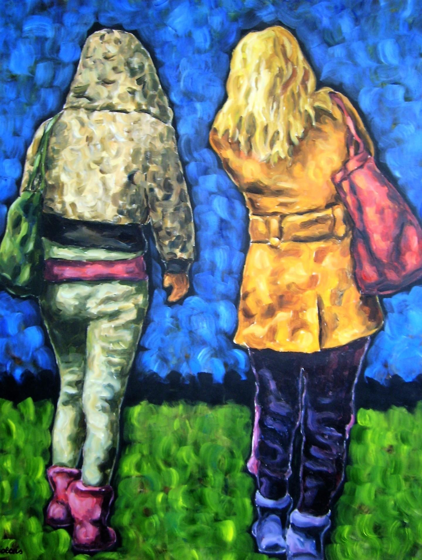 Rosemary Piolais - Les Deux Blondes